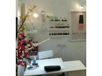 Beauty treatment: Nails, Eyes, Facials, Waxing and Massage