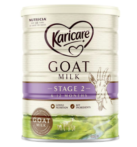 Brand New Karicare  Goats Milk Infant Formula From Birth 0-6 Months Loganlea Logan Area Preview