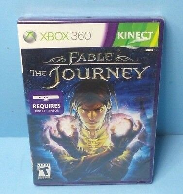 Fable: The Journey - Xbox 360 BRAND NEW FACTORY SEALED for sale  Madison