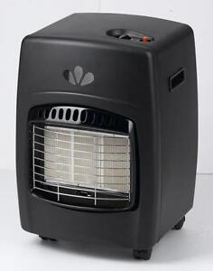 mini radiant calor gas portable heater fire 4 2kw. Black Bedroom Furniture Sets. Home Design Ideas