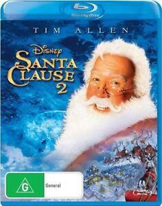 Santa Clause 2 Blu-ray Region B (New)!
