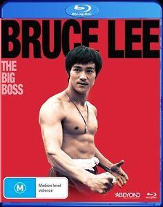 The Big Boss (Blu-ray, 2016) *Bruce Lee* BRAND NEW REGION B