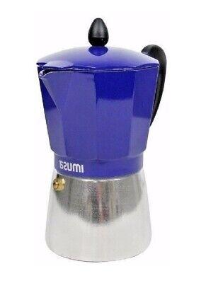 3 Cups Imusa stove-top Aluminium Espresso Coffee Maker,pot