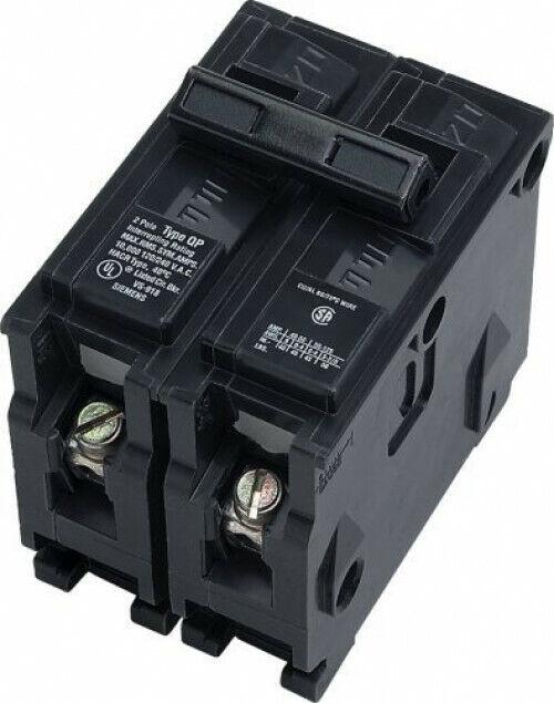 Siemens Q290 90-Amp 2 Pole 240-Volt Circuit Breaker Size: 90 Amp, Model: Q290, T