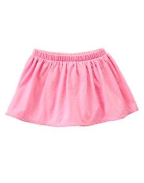 Gymboree 2015 Skirt Hop n Roll { pink / size 12} NWOT RP $27