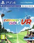 Everybody's Golf VR (PSVR Required) (Playstation 4)