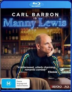 Manny Lewis (Blu-ray, 2015, 2-Disc Set) New  Region B