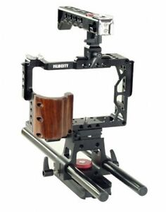 Shoulder rig/Cage for Sony a7R II, a7S II, & a7 II