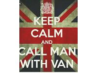 Man with van same day service rates as low as £10 !