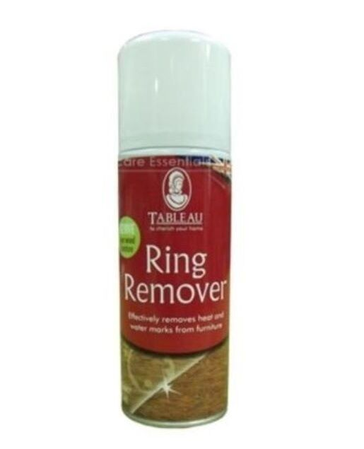 TABLEAU RING REMOVER SPRAY FOR REMOVING HEAT & WATER MARKS FROM WOOD