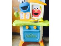 Kitchen cafe playset