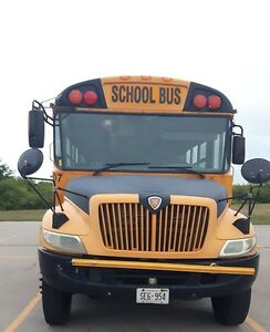 LIQUIDATION SALE - Small Fleet of School Buses (4)