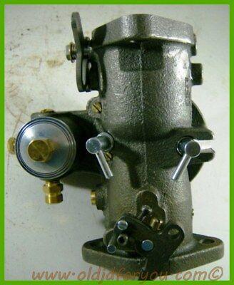Dltx 18 Carburetor John Deere A Carburetor Test Runall New Correct Choke