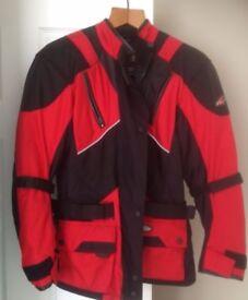 L/M Motorbike Jacket