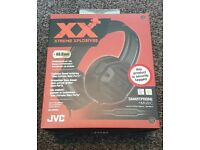Jvc xx HA-SR50X on ear headphones