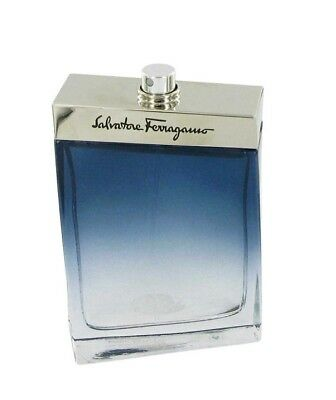 Subtil by Salvatore Ferragamo 3.4 oz EDT Cologne for Men Brand New Tester