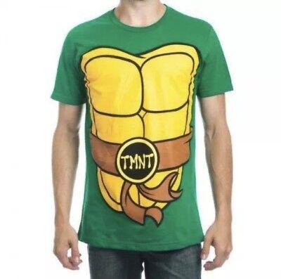 TMNT Teenage Mutant Ninja Turtles Men's 2X-Large T-Shirt Costume  - Teenage Mutant Ninja Turtles Costume Adults
