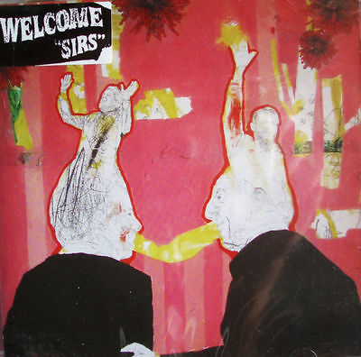 Welcome   Sirs  Cd 2006  New Sealed