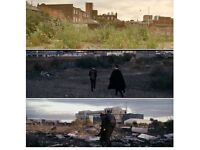 Looking for urban wasteland/ empty site for a student film.