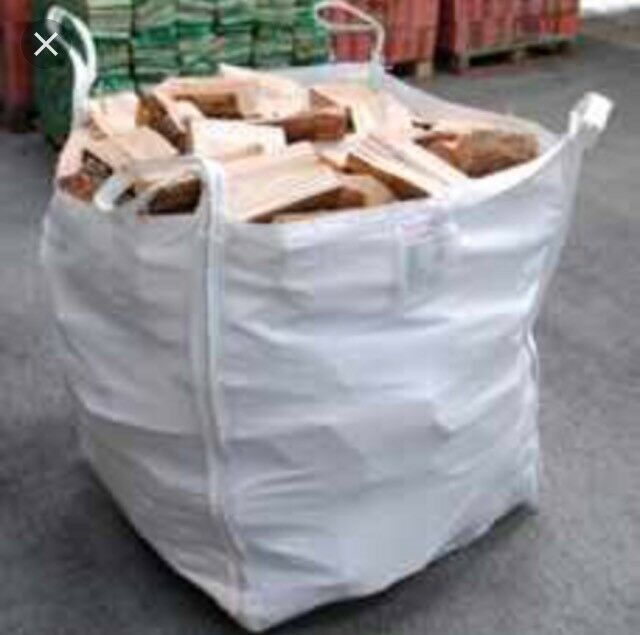 Dumpy bag of hardwood logs £35