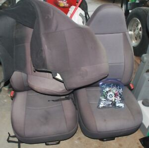 Winters Here Jeep TJ Heated Seats For Sale.