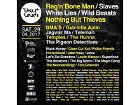 Live at Leeds X1 ticket
