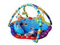 Baby playmat, activity gym