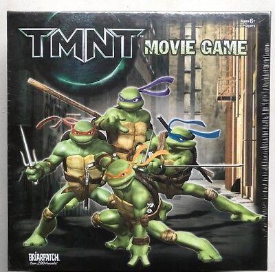 TMNT Movie Board Game - Teenage Mutant Ninja Turtles - SEALED