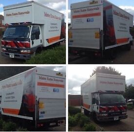 For sale !! Mitsubishi CANTER 35 LWB luton