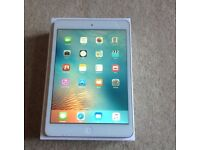 APPLE IPAD MINI 2 + APPLE WARRANTY