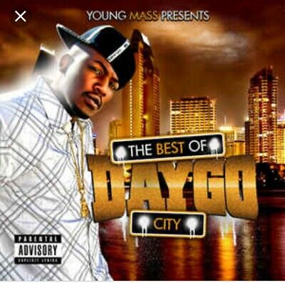 Young Mass Best of Daygo City Compilation CD Rare San Diego West Coast Cali