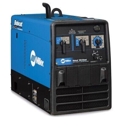 Miller Bobcat 250 Diesel Engine-driven Welder Generator 907565