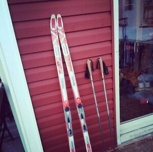 Kids X-Country skis'