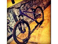 Jump bike custom