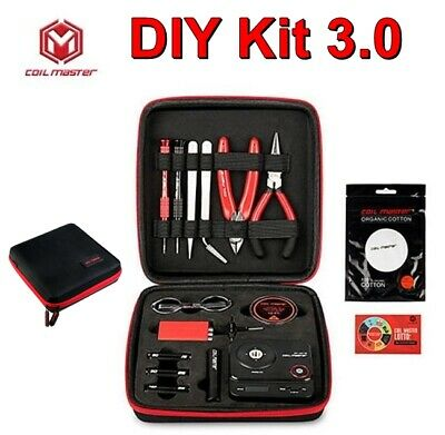 100 Authentic - Coil Master Diy Kit V3 Is The Perfect All In One Kit Usa Seller