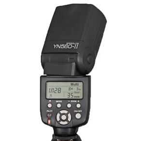 USA-YONGNUO-YN560-II-Flash-Speedlite-for-Canon-Nikon-Pentax-Olympus-Panasonic