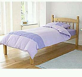 Torino single bed frame