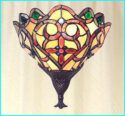 Tiffany Wand Lampe Tiffanylampe Wandlampe  WL126 - Tiffany Wand Lampe