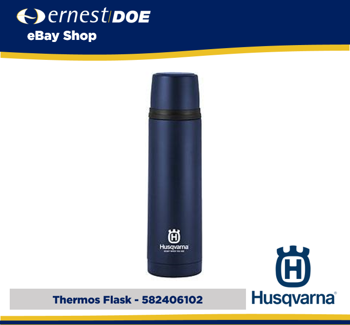 Husqvarna Thermos flask - 582406102 - Genuine Husqvarna Merchandise