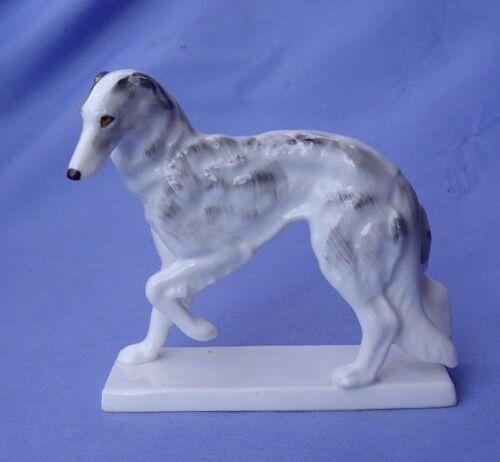 "Borzoi crossed swords mark 5"" dog"