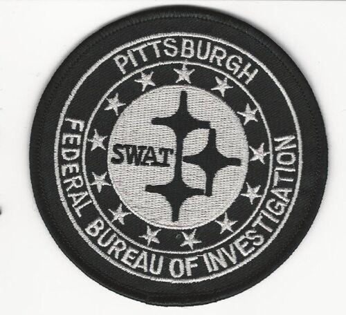 SWAT SRT FBI Pittsburg Pennsylvania PA Steelers Police Sheriff State PA