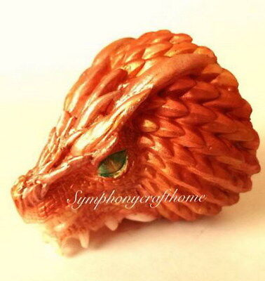Dragon head mold, dragon head mold, 3D dragon head mold, resin mold, candle mold