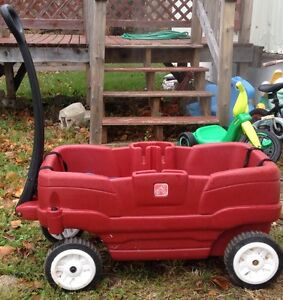 Step 2 Wagon — Excellent condition