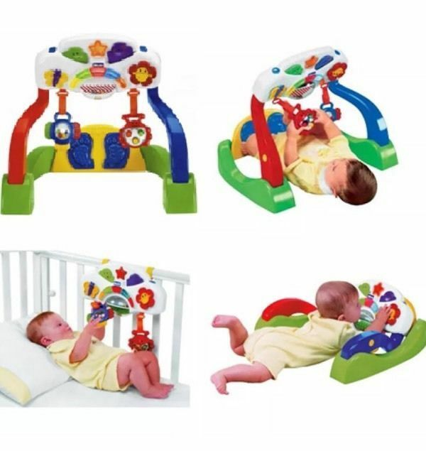 Chicco Duo Baby Play Gym