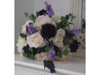 Scottish Wedding Brides Bouquet