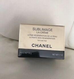 CHANEL Sublimage Texture Fine 50g sealed