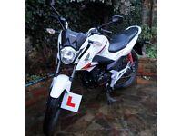 2016 Honda CB125F