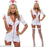 New Sexy Ladies Naughty Nurse Lingerie Costume Hen Party Fancy Dress Outfit