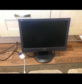 """Viewsonic 19"""" monitor(tv)"""