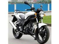 Wanted WK 125 full front fairing with light